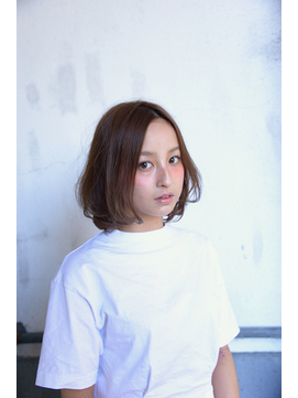 [cotton平塚]ナチュラルキュートボブ☆