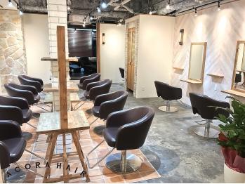 アゴラ ヘア 銀座店(AGORA HAIR by CUORE)