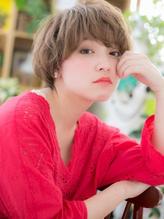 *bliss北浦和*ふわくしゅ大人かわいい★小顔ラブマッシュa.16