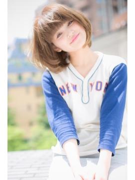 【Euphoria】Saeko風ナチュラルボブft.Shibuya