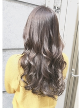☆マーメイドアッシュグレージュ透明感カラー☆.27