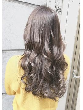 ☆マーメイドアッシュグレージュ透明感カラー☆