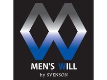 メンズ ウィル バイ スヴェンソン 上野スタジオ(MEN'S WILL by SVENSON)