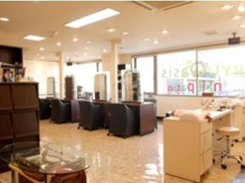 リュウオアシス(hair fix RYU Oasis)(埼玉県草加市/美容室)