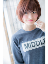 ピュアガーリー☆マッシュボブa【AGORA銀座】 小頭.9