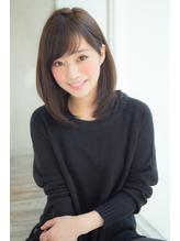 【Un ami】大人かわいい・小顔ナチュラルミディー 松井 20代.34
