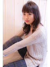 【ReiZ渋谷】ノームコア×うぶバング=女子アナ風☆9 女子アナ.30
