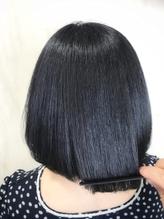 パーマの失敗でチリチリになった髪を【ビビリ矯正】で艶髪に♪.18