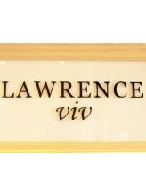 ローレンスビヴ(LAWRENCE VIV)