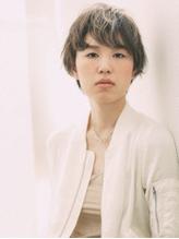 【m.slash bonheur】ニュアンスラフパーマ.48