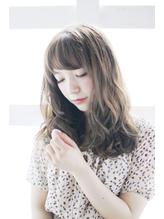 【Lucy 新宿】ヴェールウェーブブルージュ.18
