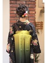 袴で卒業式 .38