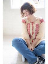 [Garland/表参道]☆S/Sニュアンスウェーブ06☆ モテ髪.39