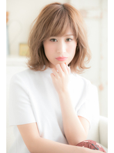 ふんわり×キュッの美フォルムボブ.19