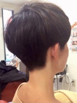 THE ショート☆[京成大久保/髪質改善/ヘッドスパ/白髪染め]