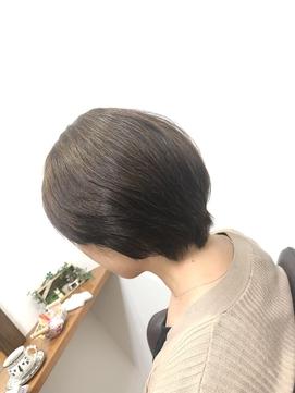 縮毛矯正+αでまとまりのあるお髪へチェンジ♪♪