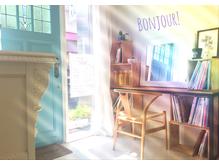 サロンボンジュール(salon Bonjour)