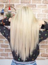 blond hair 原宿系.60