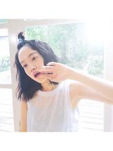 【aoco】ゆるリラックスアレンジ ボサボサ.42