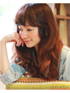 ☆耳かけほつれウェーブ☆【LDK hair salon】048-729-6307