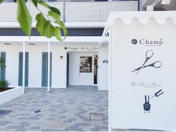 チャンプ 俊徳道店(Champ)(大阪府東大阪市/美容室)