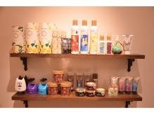 デザイン、香り、大人気のオーガニック商品。ロレッタ充実☆