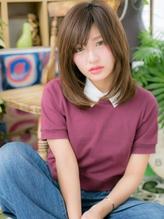 *+COVER HAIR+*…しっとりまとまる☆フェミニンストレートa デート.40