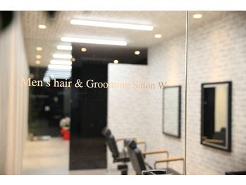 メンズヘアアンドグルーミングサロン ダブル(men's hair grooming salon W)(埼玉県草加市)