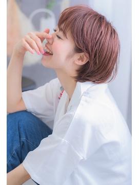 耳かけボブ  【caren by neolive 武蔵小杉】