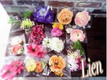 お花の飾りも沢山★≡=―