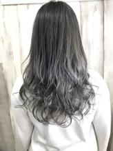 【AnFye.dueldo】ホワイトカラー × ロングヘア.48