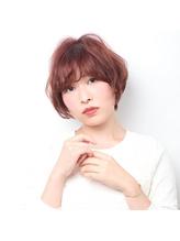 Cherieシェリエ大宮☆無造作に流れるショート.29