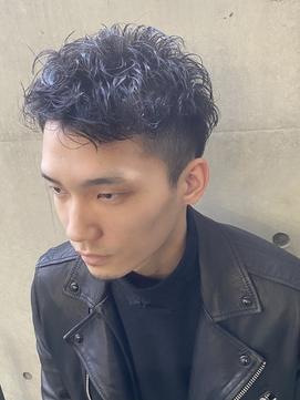 【cita佐藤】#グランメゾンパーマ#黒髪ベリーショート#刈り上げ
