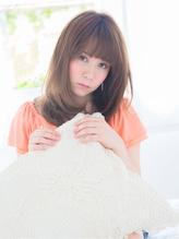 【EL hair salon】 イノセントカラー×簡単スタイリング 8.21 小悪魔.51