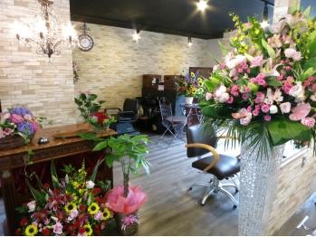 バーニー ヘア ラウンジ(Burny hair lounge)(埼玉県草加市)