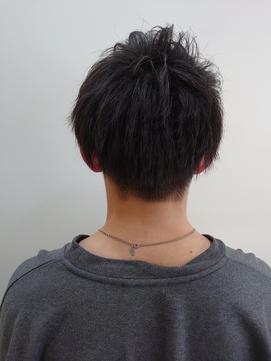 ☆ショートマッシュ☆【前田 ヨシヒロ】