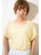 【BLANC】アディクシーカラーで夏カラー♪ モイストカラー.41
