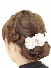 【大切な日だからこそきれいな髪でいたい…】和装アップから洋装アップまで♪駅チカですてきヘアに変身★☆