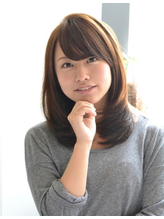 【ReiZ渋谷】ノームコア×うぶバング=女子アナ風♪7 女子アナ.60