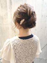 【Fate 天文館】ウェディングヘアにオススメ☆二つ編みアレンジ.4
