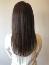 #うるツヤ#大人美髪#ストレートロング.50