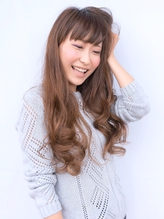 短時間でキレイにかかる、ホット系パーマ「デジキュア」♪ダメージも少なく髪もキレイ!