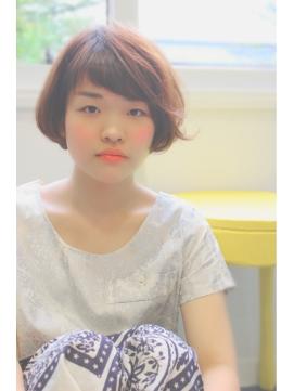 【 FUDGE Style 】ふんわりショートボブ【4/6 OPEN!!】