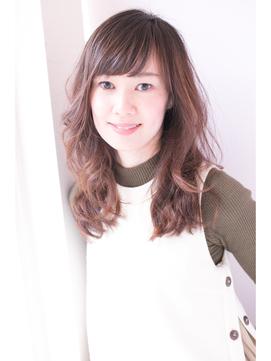 【shiomi H】大人可愛い上品フェミニンロング