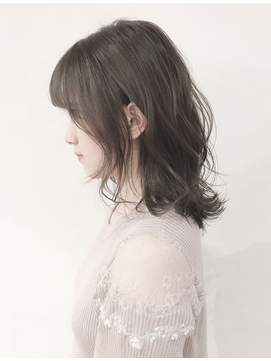 《Blue大黒★》#愛されヌーディーベージュ#耳かけふんわり