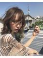 【neolive cino 登戸】ラフさが今っぽい!!ウェービーBOB