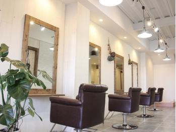 ヘアーサロン リベット(hair salon Libett)(兵庫県加古川市/美容室)