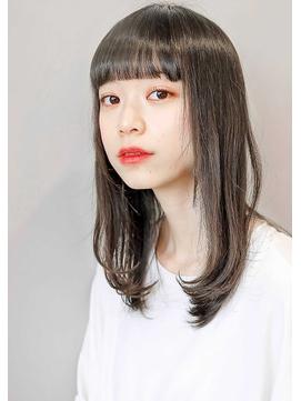 ☆『 グレージュカラー & 毛束感 』ナチュラルワンカール☆