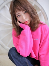 イマドキ質感×デザインカラーで最旬ヘア☆.2