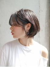 【DaVin中目黒】 大人かわいい 小顔 大人 ショートボブ.54